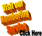 Visit our Numbering Service